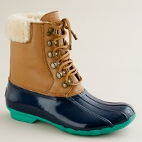 Sperry Top-Sider® short Shearwater boots
