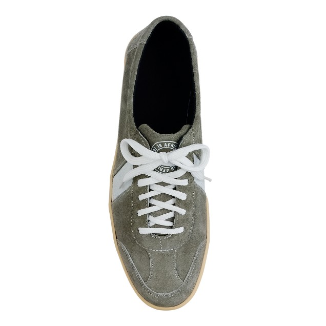 Sawa™ for J.Crew Dr. Bess sneakers in suede