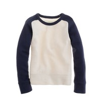 Boys' baseball sweatshirt