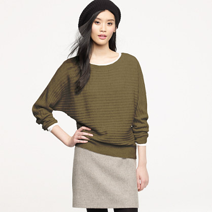 Dream dolman sweater