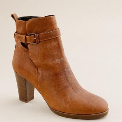 Emmett high-heel ankle boots