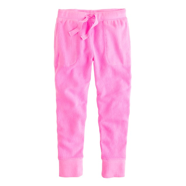 Girls' Saturday pant