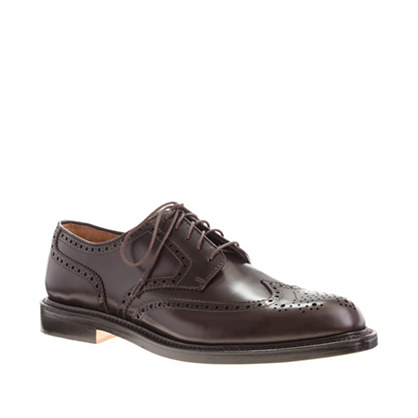 Preston wing tips