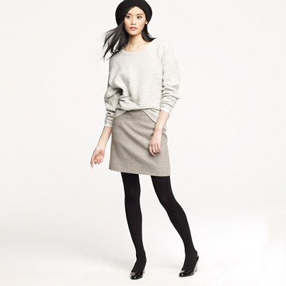 Classic mini in felted wool