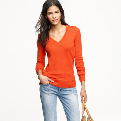 Wynter V-neck sweater