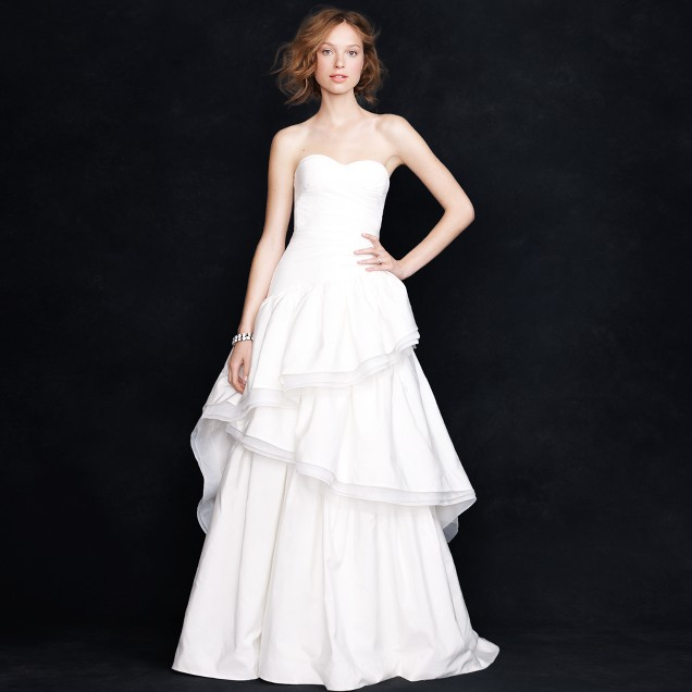 Escalier gown