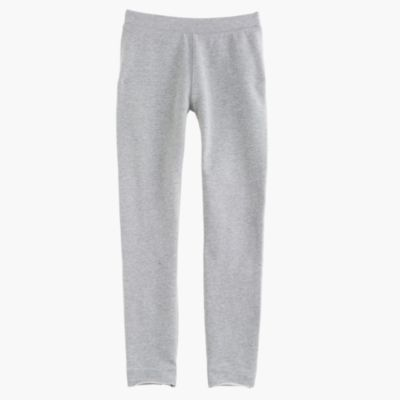 Girls' cozy everyday leggings