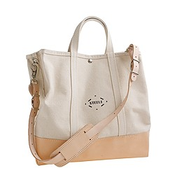 Steele Canvas Basket Corp.™ for J.Crew coal bag