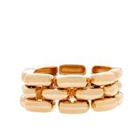Golden gears bracelet