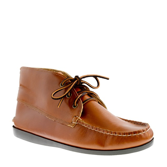 Men's Quoddy® for J.Crew Kennebec chukka boots