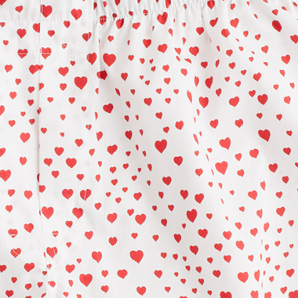 Floating hearts boxers