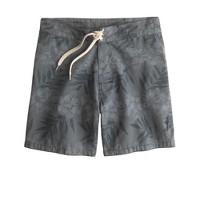 Lightning Bolt® pelican board shorts in lei print