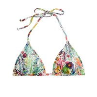 Liberty string top in Tresco floral