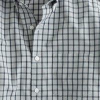 Tall Secret Wash shirt in classic check