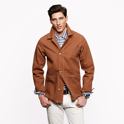 H.W. Carter & Sons® 2-pocket chore jacket