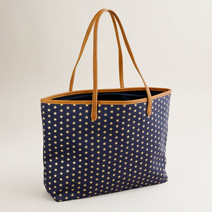 Girls' wandering star tote