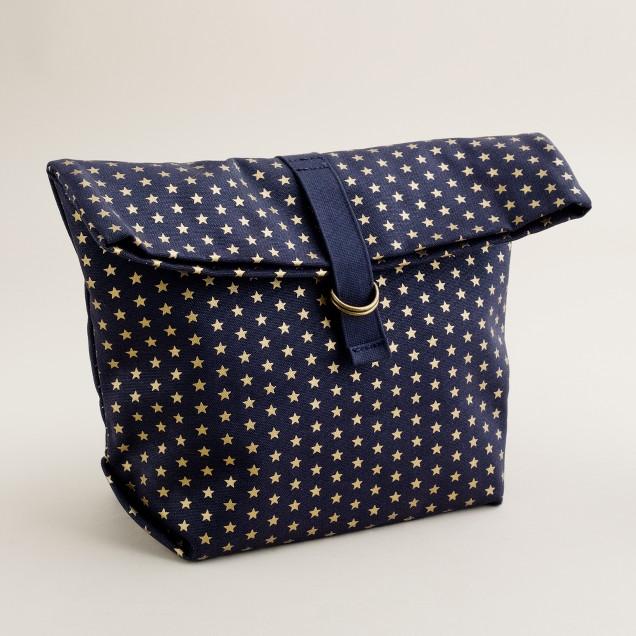 Girls' wandering star lunch bag