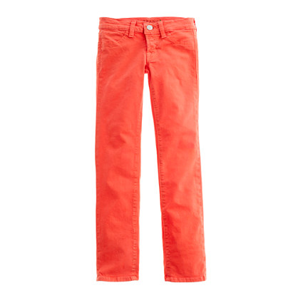 Girls' J Girl by J Brand® bright twill pant