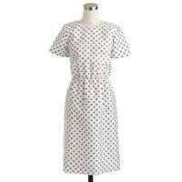 Collection dot foulard dress
