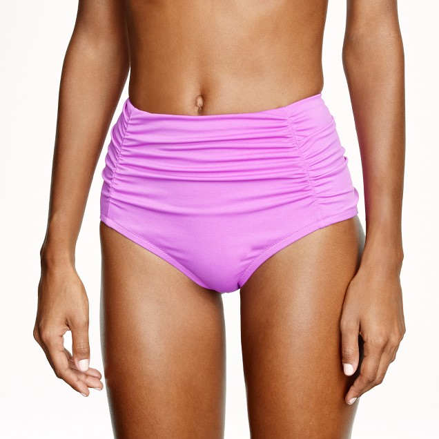 High-waist brief