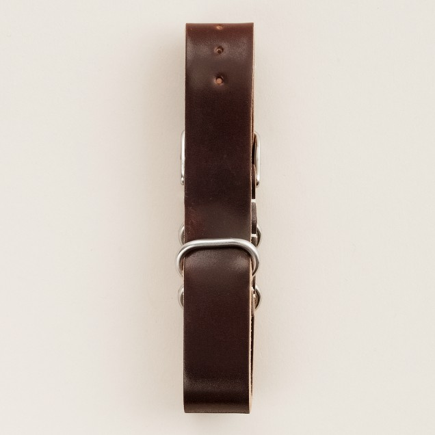 Bucktown shell cordovan 18mm NATO watch strap