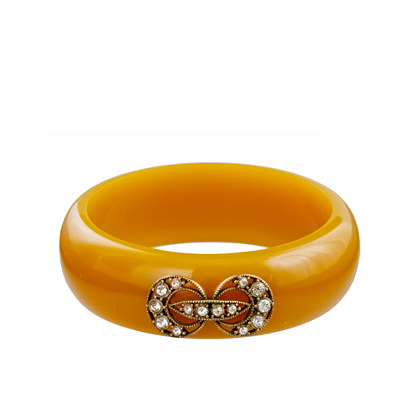 Lulu Frost for J.Crew figure eight bangle