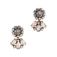 Iridescent earrings