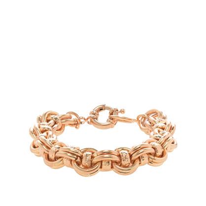 Double-link bracelet