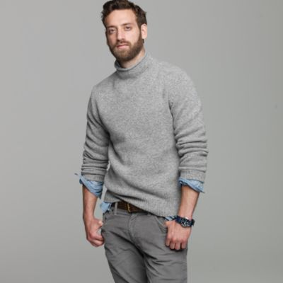 Lambswool Sweater
