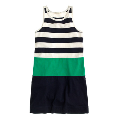 Girls' racerback tank dress