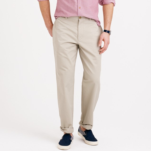 Essential chino pant in relaxed fit
