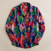 Perfect shirt in Ashbury floral