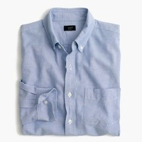 Slim vintage oxford shirt
