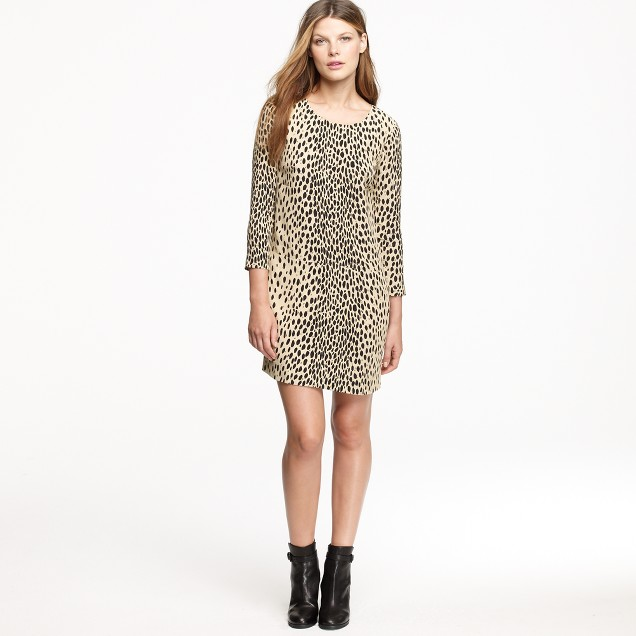Jules dress in wildcat