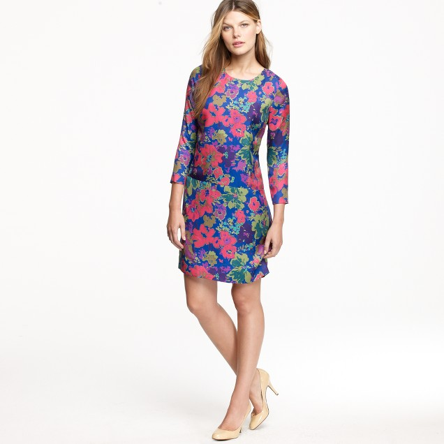 Jules dress in Ashbury floral