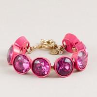 Crystal brûlée bracelet