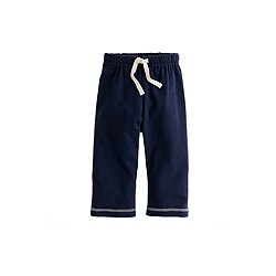 Nature Baby® for J.Crew drawstring pant