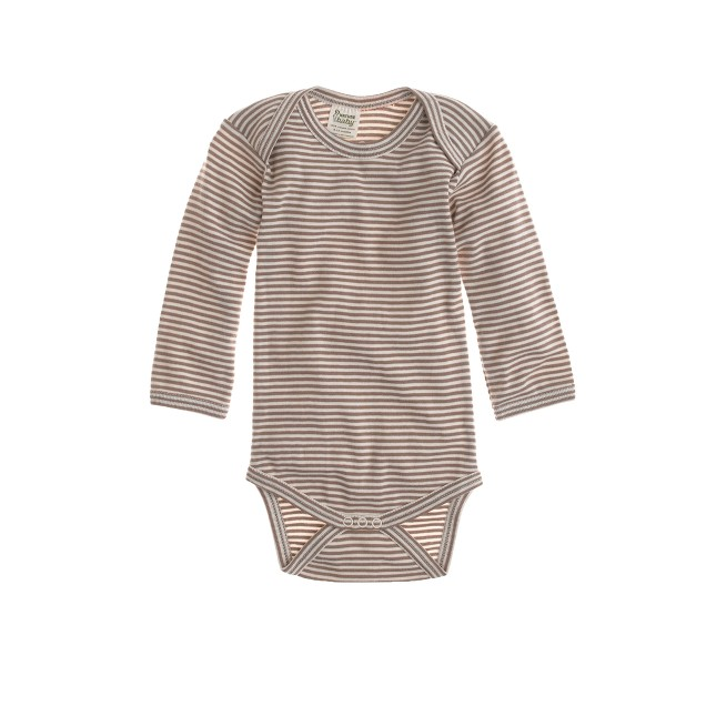Nature Baby® one-piece in stripe