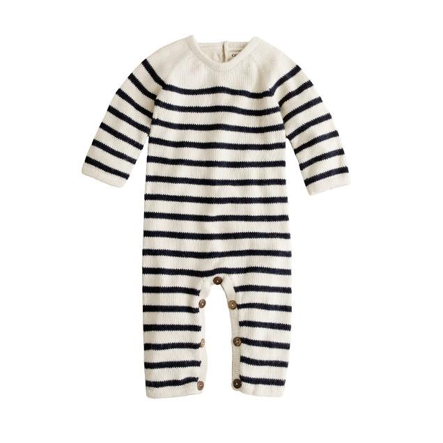 Baby Oeuf® lucien stripe jumper