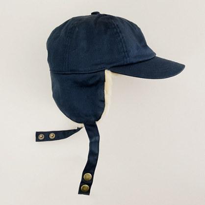 Trapper Hat j Crew Boys' Cotton Trapper Hat