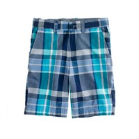 Boys' Stanton short in Indian cotton