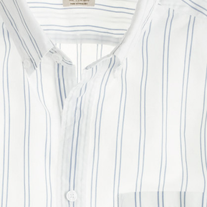 Secret Wash shirt in Loehnen stripe