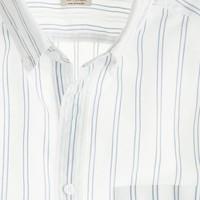 Secret Wash shirt in Loehnen stripe