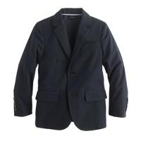 Boys' Ludlow suit jacket in Italian chino