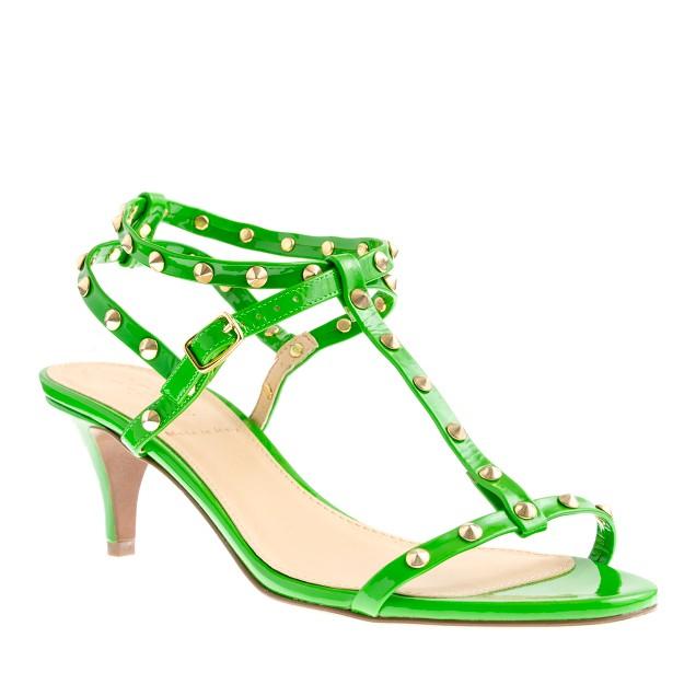 Savina studded sandals