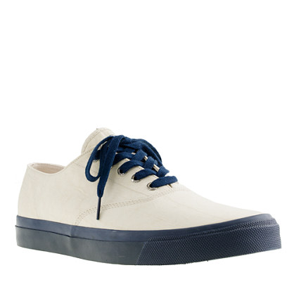 Sperry Top-Sider® for J.Crew washed CVO sneakers