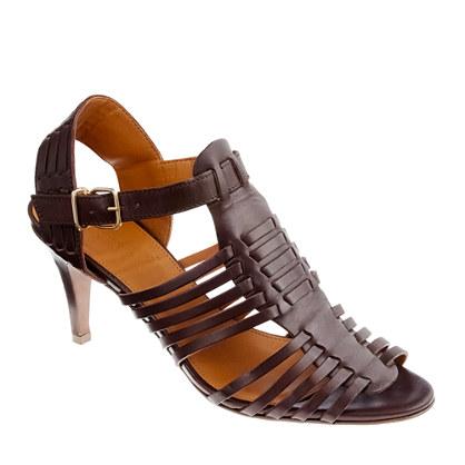 Malta midheel sandals