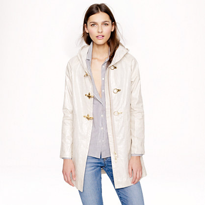 Collection linen slicker
