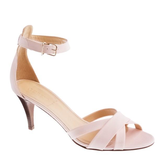 Lia midheel sandals