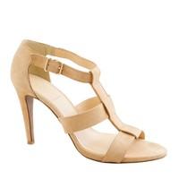 Olympia suede heels